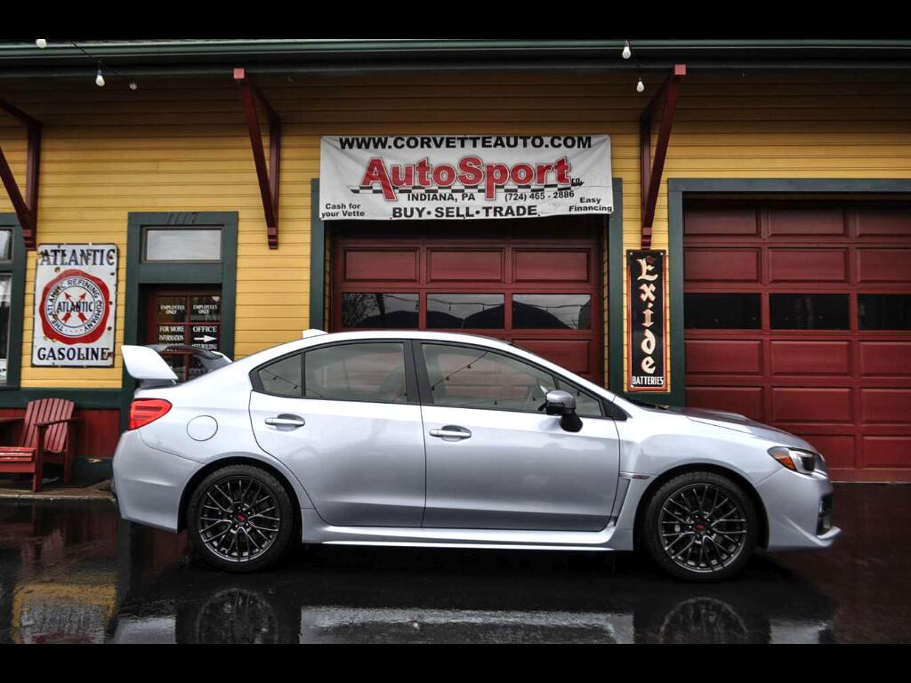2015 Subaru WRX STI 4-Door