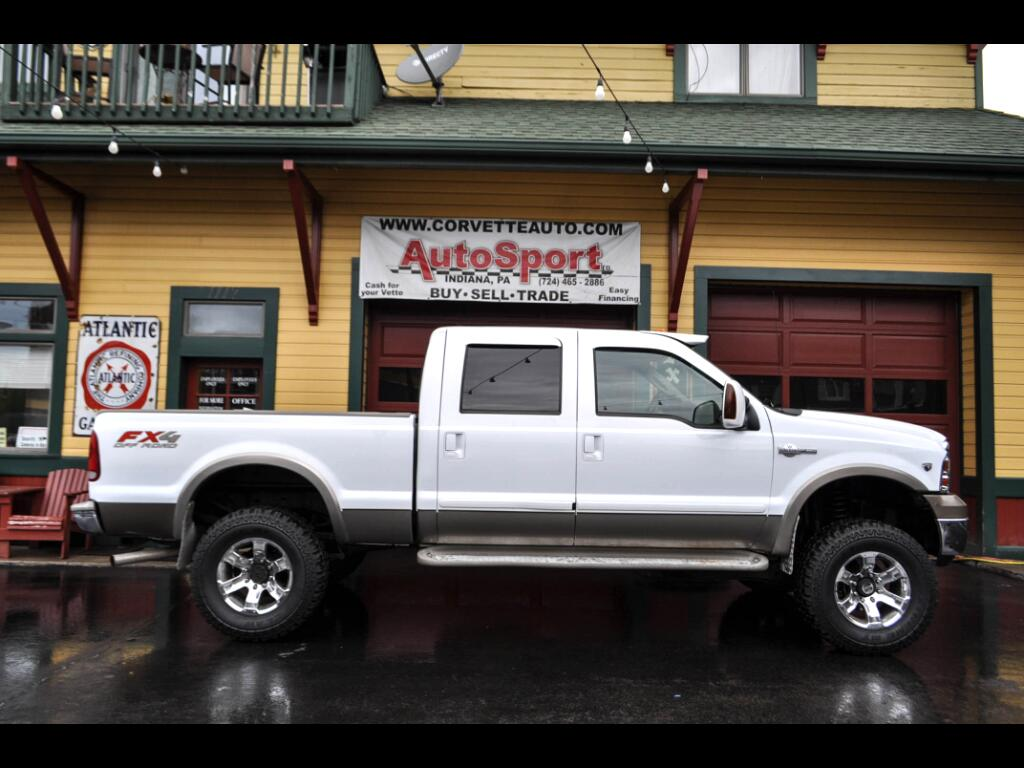 2006 Ford F-350 SD King Ranch Short Bed