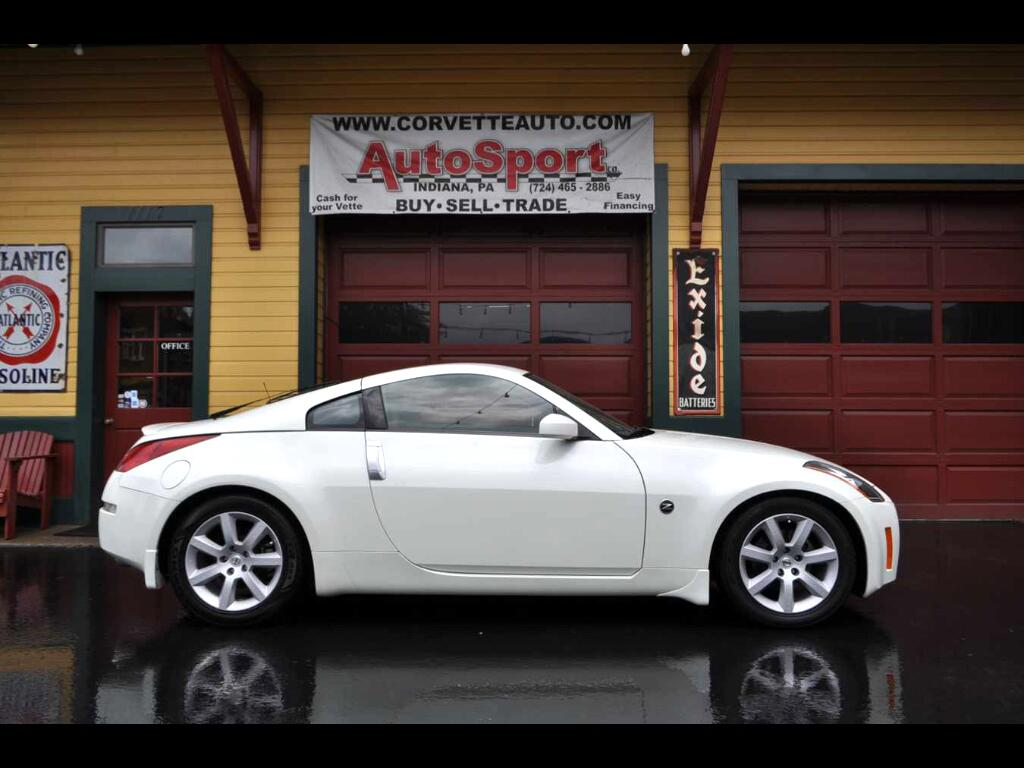 Used nissan 350z for sale in pittsburgh pa 732 cars from 3791 2003 nissan 350z track vanachro Gallery