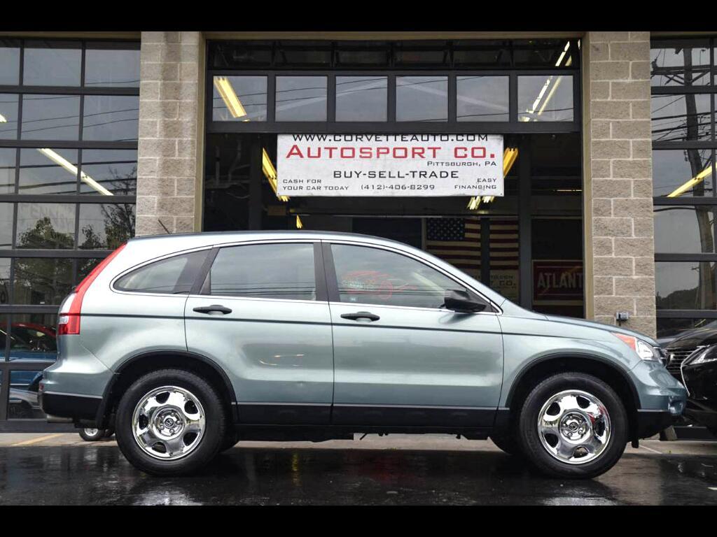 2010 Honda CR-V LX - Front Wheel Drive AT
