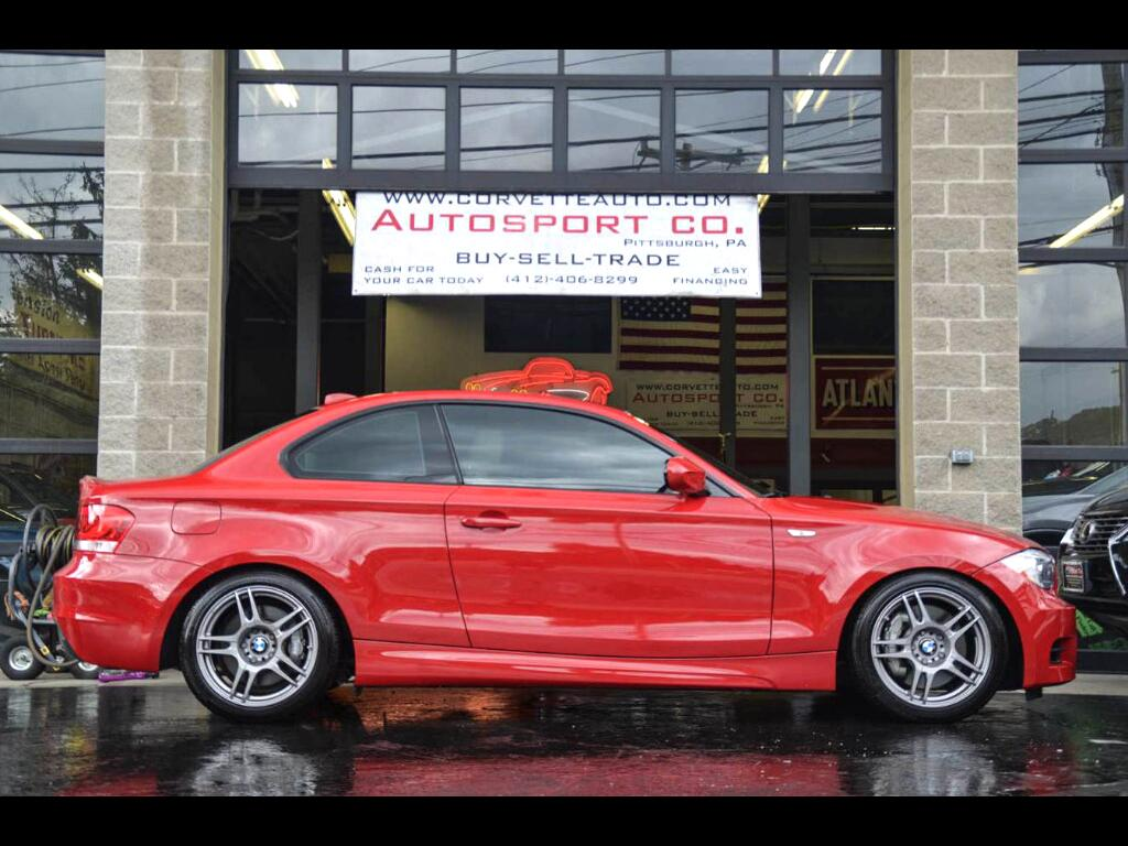 2012 BMW 1-Series 135i M-Pkg. Coupe w/ DINAN Upgrades