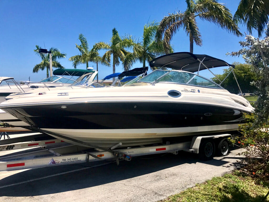 2006 Sea Ray 280 Sundeck
