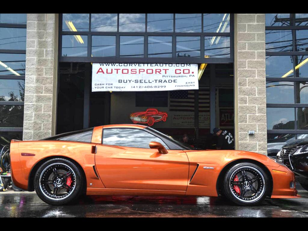 2008 Chevrolet Corvette Z06 LZ3 ~ Tastefully Modified ~ Over 560HP