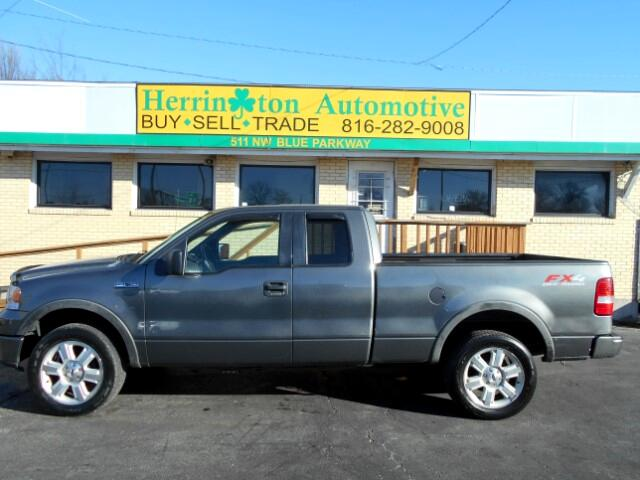 2007 Ford F-150 FX4 SuperCab Short Box