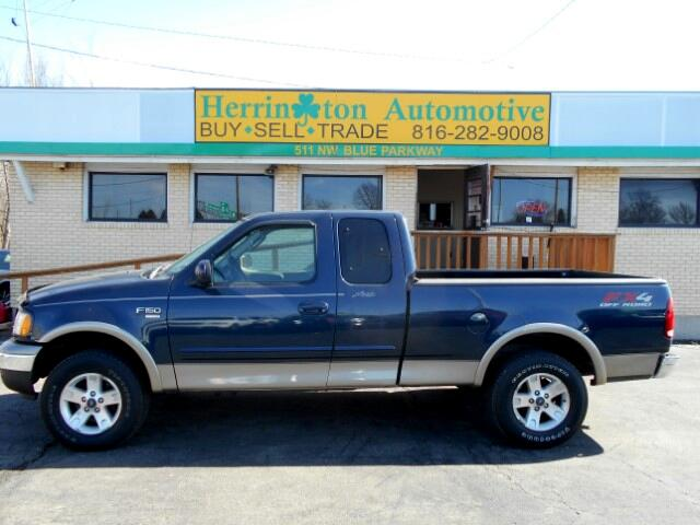 2003 Ford F-150 Lariat SuperCab 4WD