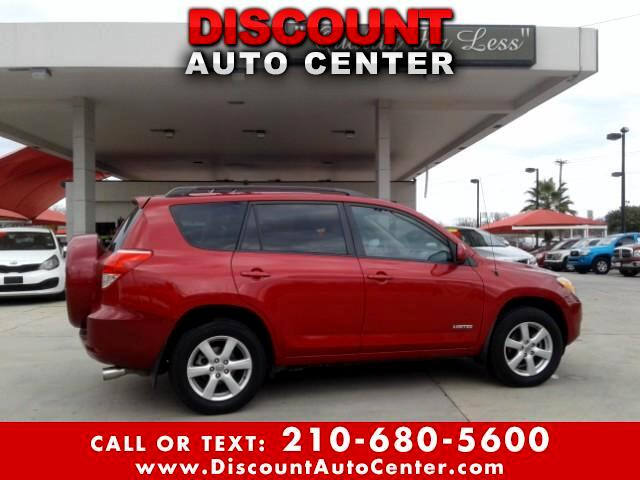 2007 Toyota RAV4 Limited I4 2WD with 3rd Row