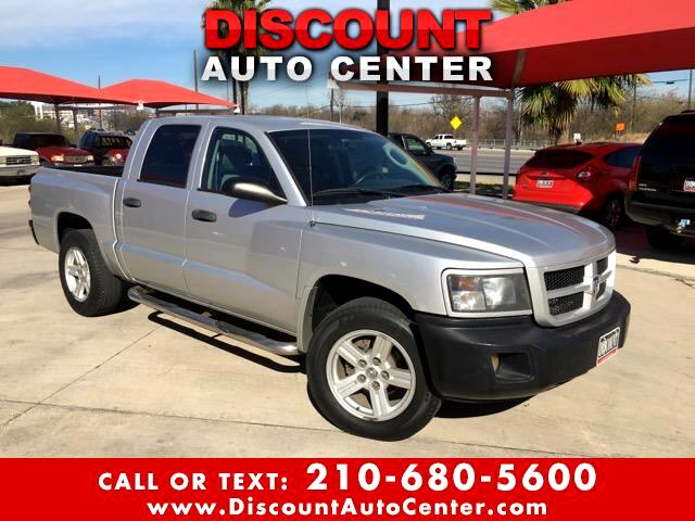 2010 Dodge Dakota SLT Crew Cab 2WD