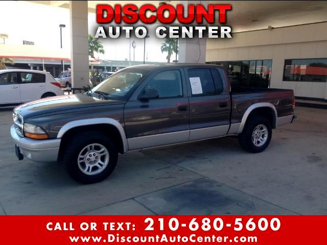 2004 Dodge Dakota SLT Quad Cab 2WD