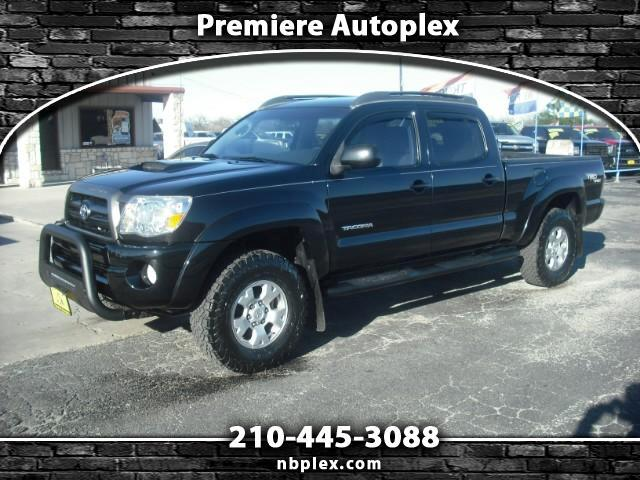2010 Toyota Tacoma TRD Sport Off Road 4x4 Double Cab Long Bed V-6 2.5
