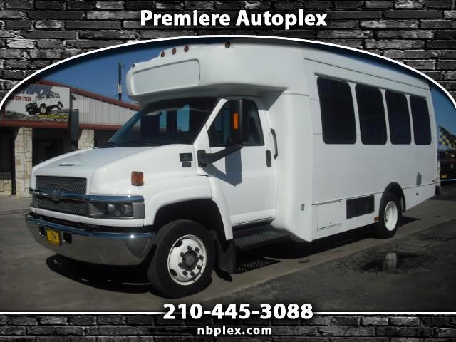 2009 Chevrolet C4V042 C4500 Kodiac TopKick 14 Passenger Bus 6.6L Duramax