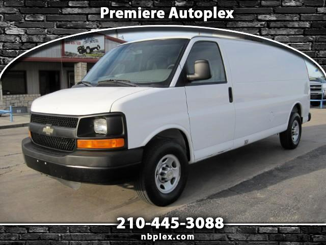 2010 Chevrolet Express Chevy GMC 2500 Extended Cargo Van Rooftop A/C V-8