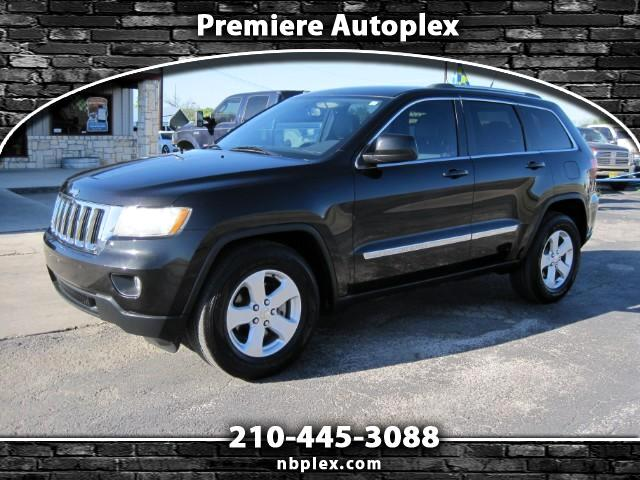 2011 Jeep Grand Cherokee Laredo 2wd Loaded Leather 3.6L V-6 Touch Screen Ba