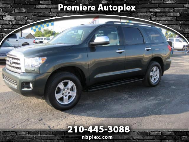 2008 Toyota Sequoia Limited 4x4 5.7L V-8 Quad Buckets DVD Navigation S