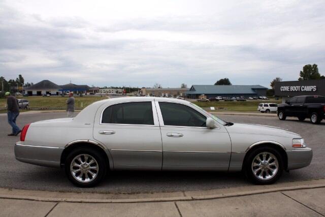 2006 Lincoln Town Car Designer Series
