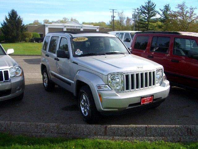 2010 Jeep Liberty