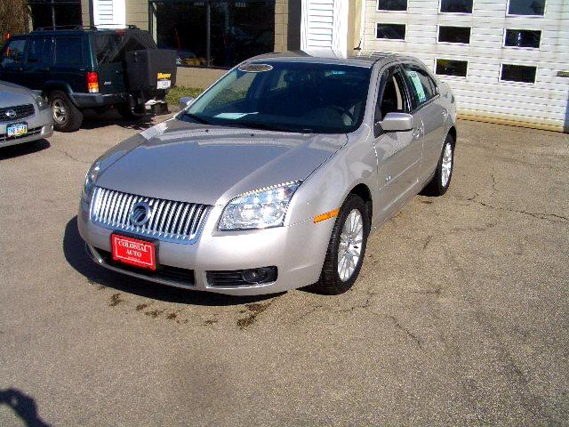 2007 Mercury Milan