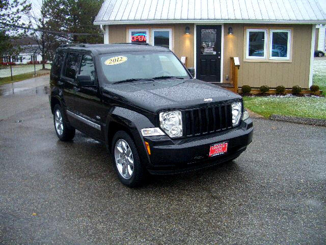 2012 Jeep Liberty Sport 4WD LATITUDE PACKAGE