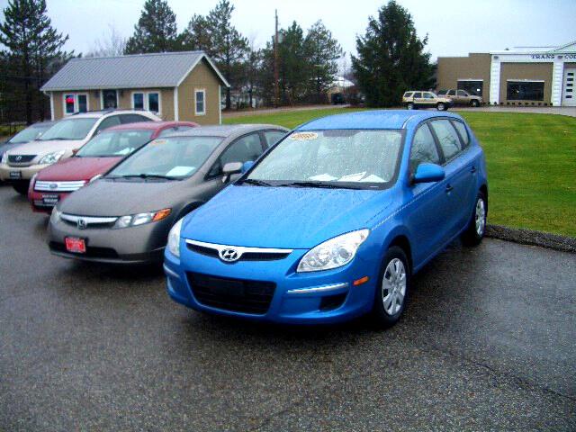 2010 Hyundai Elantra Touring GLS Automatic