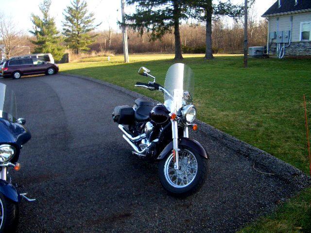2012 Kawasaki VN900-B