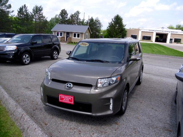 2014 Scion xB 5-Door Wagon 4-Spd AT