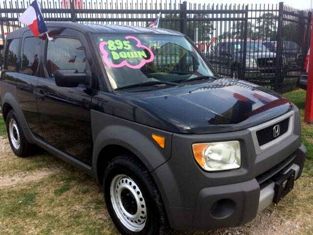 2004 Honda Element LX 2WD AT