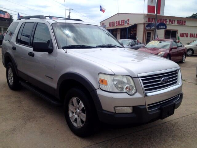 2006 Ford Explorer XLT 4.0L 2WD