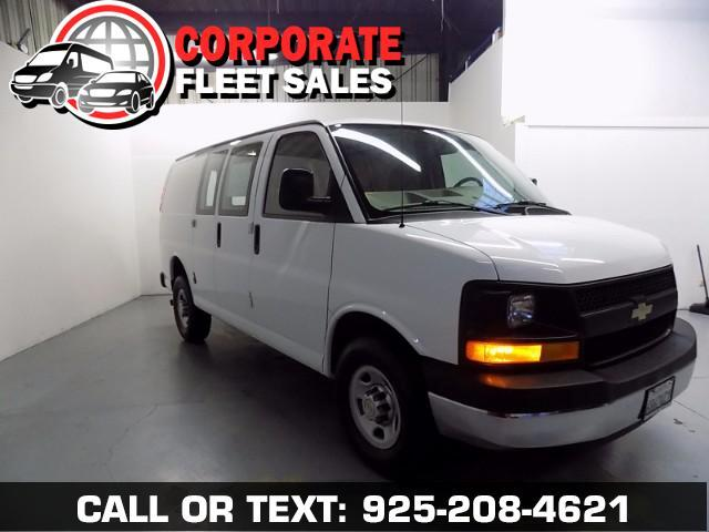 2011 Chevrolet Express 34 TON FULL SIZED CARGO VAN--THIS IS SET UP TO HANDLE THE BIG LOADS-- WHY B