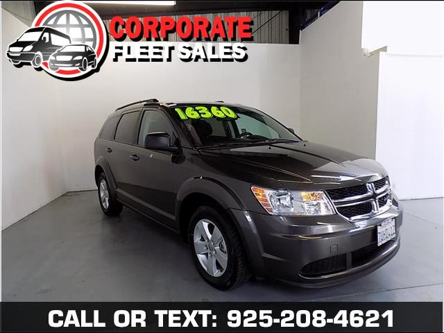2016 Dodge Journey SE EDITION THIS HAS JUST RIGHT AMOUNT EXTRA INTERIOR ROOM YOU NEED--THREE ROWS