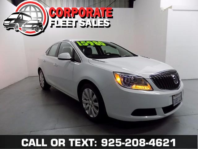 2016 Buick Verano WOW --ONLY 13K MILES ON THIS VERY NICE BUICK ONE OWNER CAR---CLEAN VEHICLE HISTO