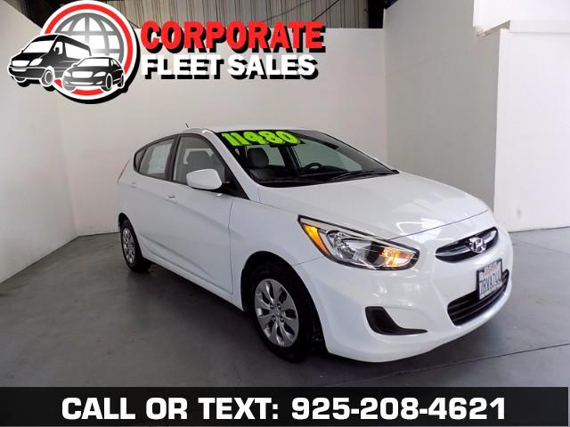 2016 Hyundai Accent SE EDITION WITH VERY LOW MILES JUST A BIT OVER 10K HAS POWR WINDOWS POWE