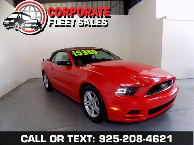 2014 Ford Mustang V6 AUTOMATIC TRANSMISSION---AC WITH POWER WINDOWS POWER DOOR LOCKS AND AND A SUP