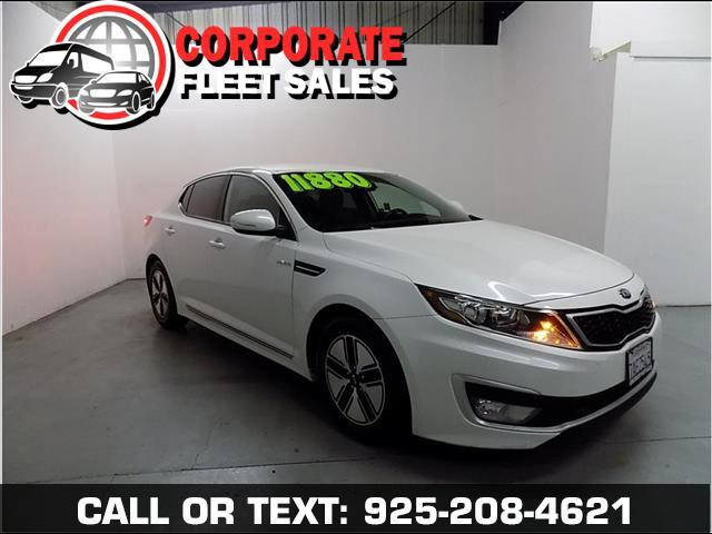 2013 Kia Optima Hybrid HYBRID THIS IS GREAT ON GAS--PURFECT TIMING START PASSING UP THOSE FUEL