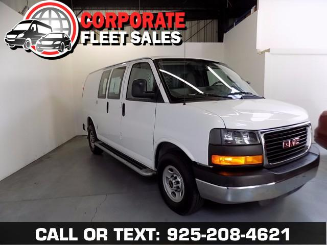 2016 GMC Savana 13K MILES ONLY AT CORPORATE FLEET SALES HURRY IN FOR THIS CLOSE TO NEW 34 TO