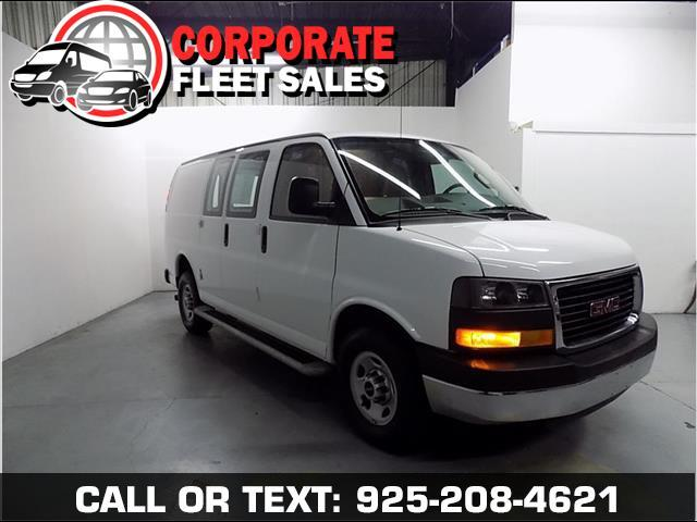 2016 GMC Savana ONLY 20K MILES HURRY IN FOR THIS ONE 34 TON CARGO VAN--THIS IS A GREAT WORK H