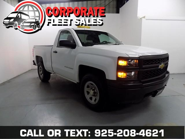 2014 Chevrolet Silverado 1500 Work Truck 2WT Regular Cab 4WD