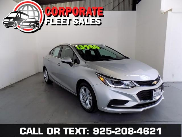 2016 Chevrolet Cruze LT CRUZE-- IIHS TOP SAFETY PICK HAS POWER WINDOWS POWER DOOR LOCKS TILT AND