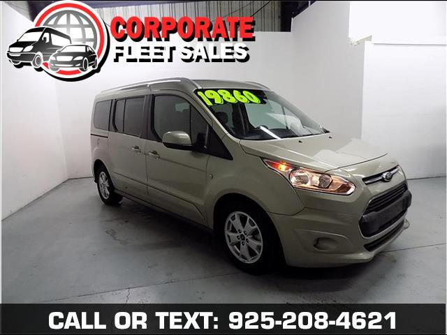2016 Ford Transit Connect THE ULTIMATE PASSANGER VAN--LEATHER SEATS KEYLESS ENTRY POWER WINDOWS POW
