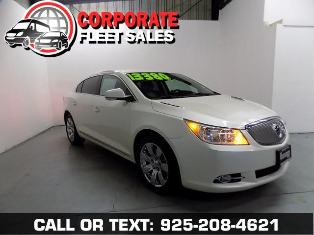 2011 Buick LaCrosse ONLY 41K MILES SUPER LOW FOR ITS YEAR LEATHER SEATS POWER EVERYTHING NON S