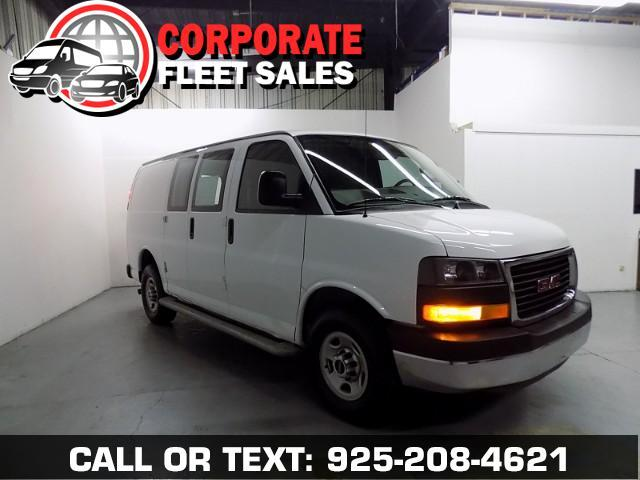 2016 GMC Savana FULL SIZED CARGO VAN---FOR THE HEAVIER LOADS---THIS IS READY TO GO ONLY 17K MILES