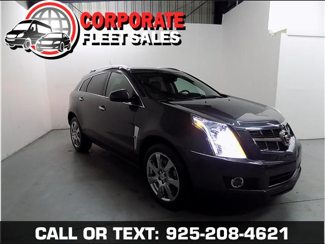 2011 Cadillac SRX WOW 1 OWNER CAR MANY MANY SERVICE RECORDS COPY OF ORIGINAL WINDOW STICKER THE