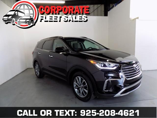 2017 Hyundai Santa Fe SE--ALL WHEEL DRIVE V6 ENGINE AND AUTOMATIC TRANSMISSION KEYLESS ENTRY POW