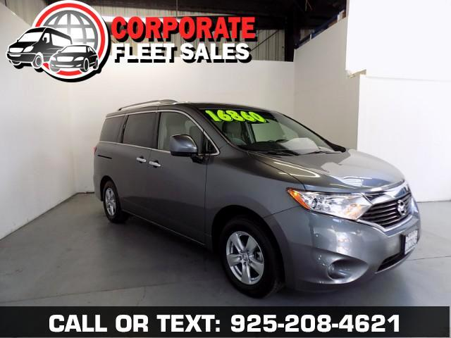 2016 Nissan Quest THIS IS A GREAT VAN FOR THE FAMILY VERY LOW MILES FOR THE YEAR 7 PASSANGER SEA