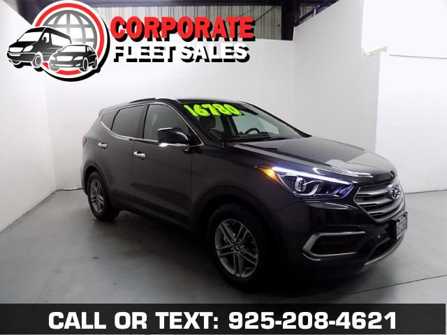 2017 Hyundai Santa Fe SE-- V6 ENGINE AND AUTOMATIC TRANSMISSION KEYLESS ENTRY POWER WINDOWS POWER