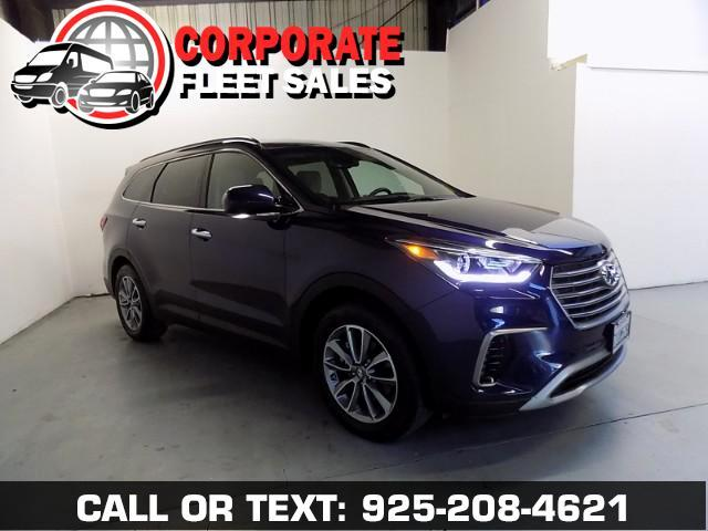 2017 Hyundai Santa Fe REAL NICE V6 AUTOMATIC SUV HERE AT CORPORATE FLEET SALES WE WANT YOU TO HA