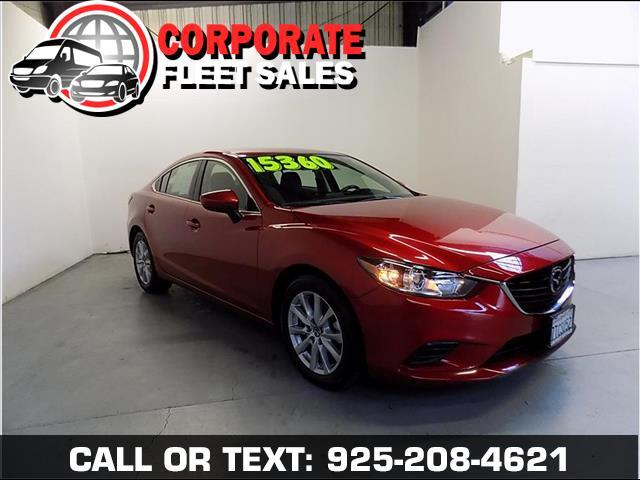 2016 Mazda MAZDA6 KEYLESS ENTRY POWER WINDOWS POWER DOOR LOCKS ALLOY WHEELS AND A SUPER NICE SOUND