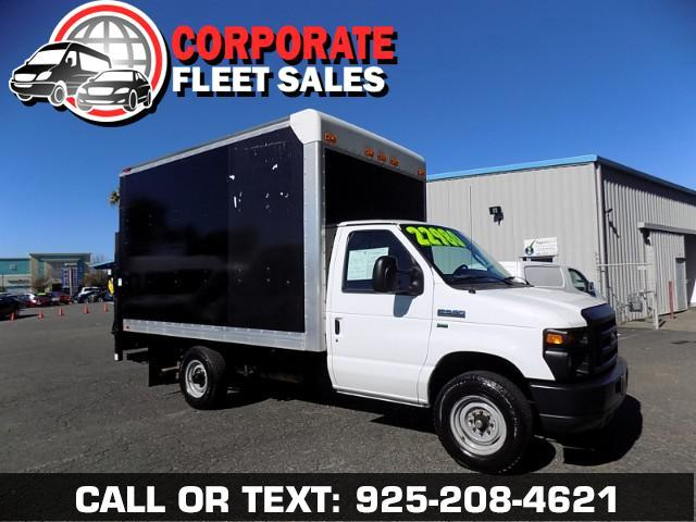 2011 Ford Econoline VERY RARE BOX TRUCK WITH ONLY 75K MILES---IN GREAT SHAPE THE BOX IS 14 FEET LO