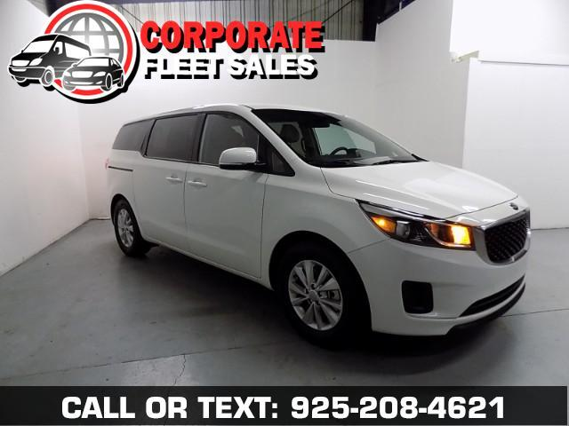 2017 Kia Sedona SLASHING PRICES THATS WHAT CUPID IS DOING THIS VALENTINES AND HERE AT CORPORATE FLE