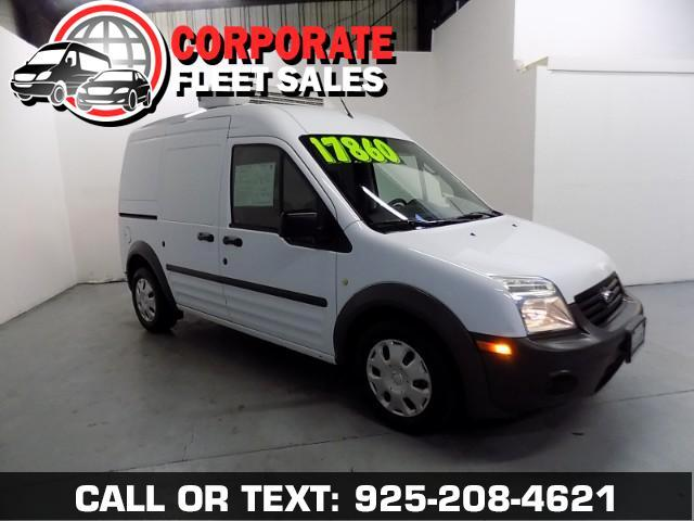 2012 Ford Transit Connect XL with Rear Door Glass