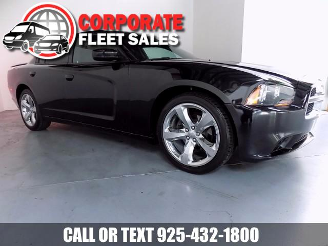 2013 Dodge Charger DODGE CHARGER SXT EDITION SPORTY FUN V-6 36 LITER ONLY 27K MILES RWD MIDNI