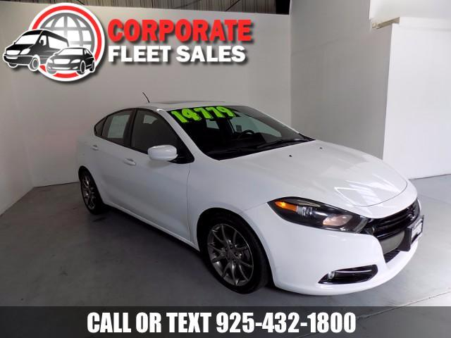 2015 Dodge Dart DODGE DART SXT FUN SPORTY EASY AND FUN TO DRIVE AND VERY ECONOMIC AS WELL THE INTEL